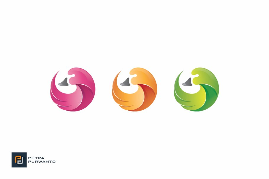 Swan Brand - Logo Template in Logo Templates - product preview 2