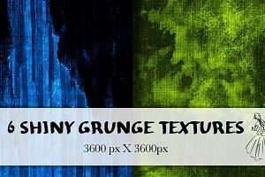 6 Dark Grunge Textures
