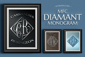 MFC Diamant Monogram