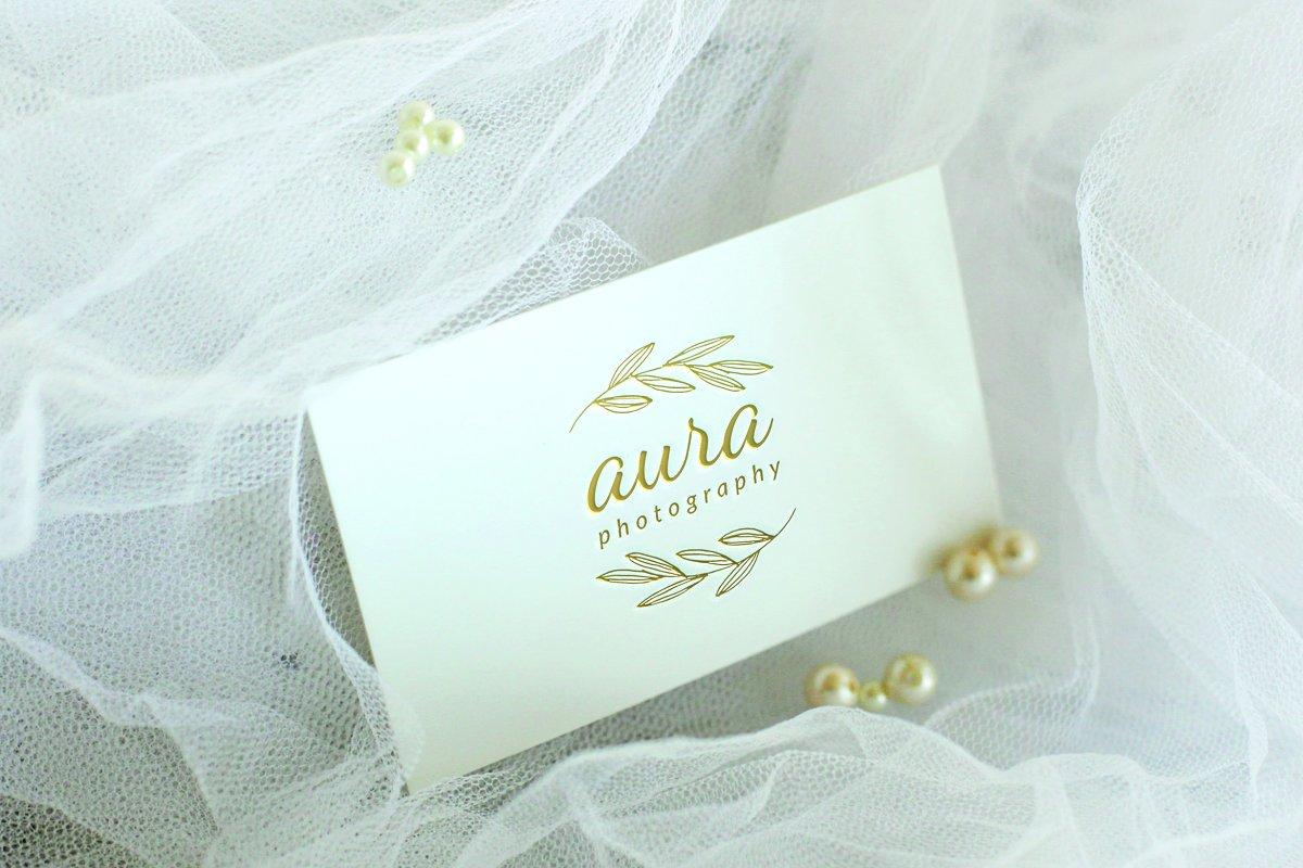 Aura Photography Logo