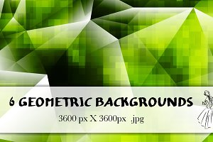 6 Geometric Backgrounds