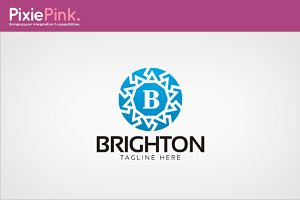 Brighton Logo Template