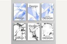 Set of Flyer, Brochure Design