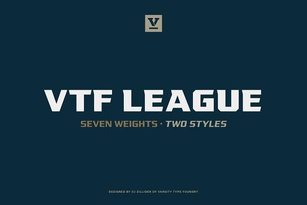 VTF League Family