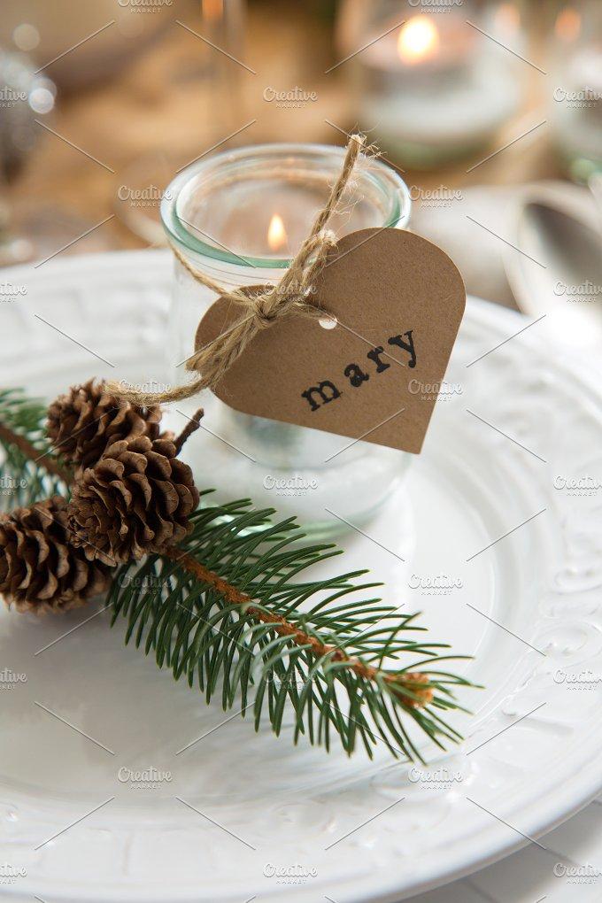 Eco Christmas dinner .jpg - Holidays