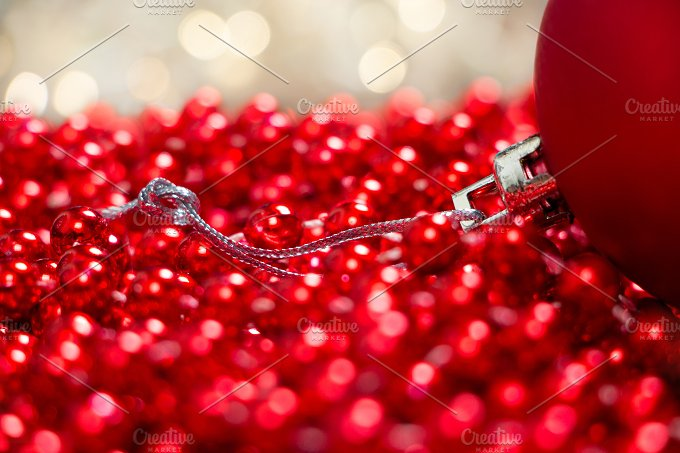 Red Christmas background.jpg - Holidays