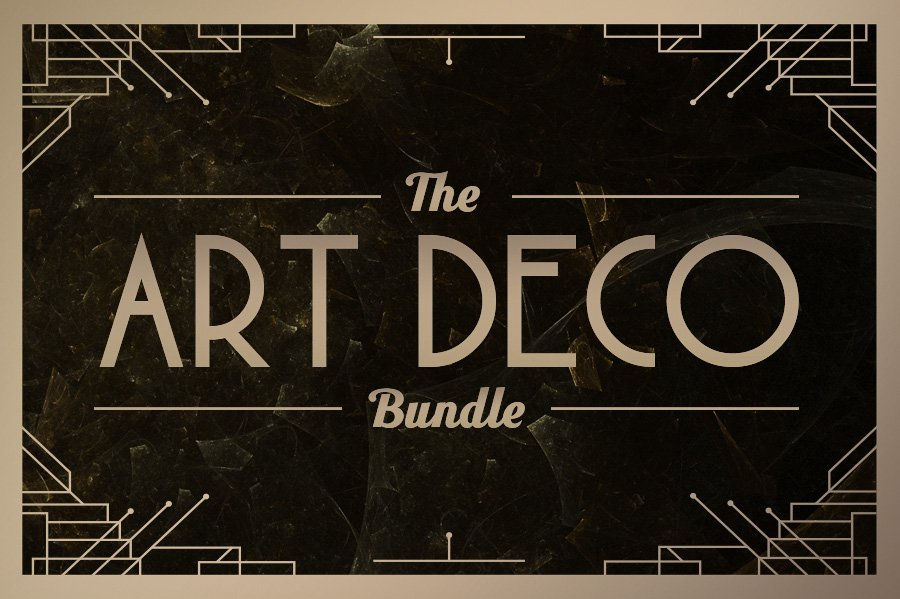 Art deco theme wedding ideas art deco photos graphics fonts themes templates creative market toneelgroepblik Gallery