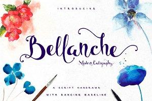 Bellanche Script