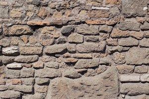 Old wall from bricks