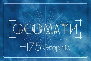 GeoMath + 175 Graphic
