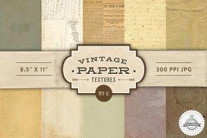 Vintage Paper Textures - No. 2