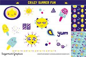 Popsicle Sun Clipart Commercial