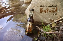 Beer | Logo Nature Mockup