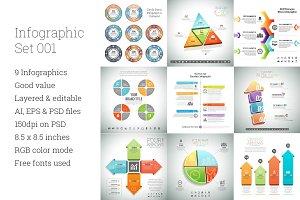 Infographic Set 1