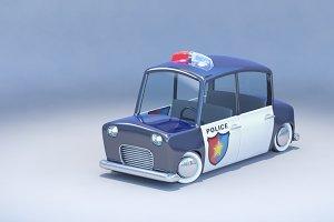 Toycar Police