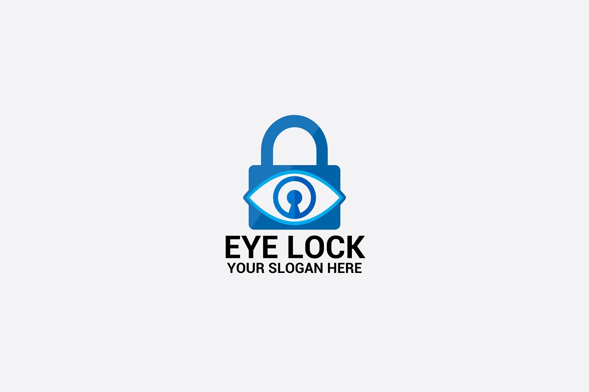 EYE LOCK LOGO
