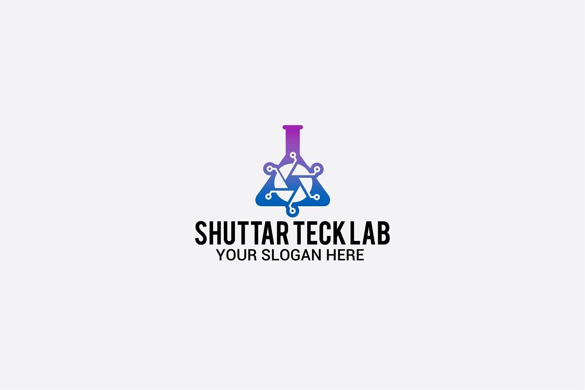 shutter tech lab logo