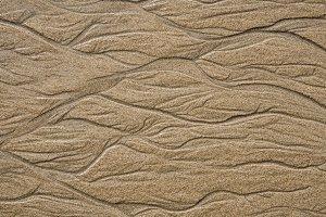 Sandy rivulet texture background