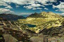 Mountain Pirin, Bulgaria