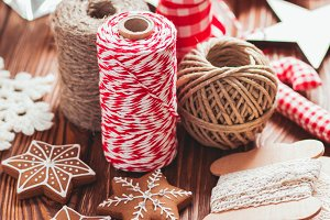 Christmas gift decorations