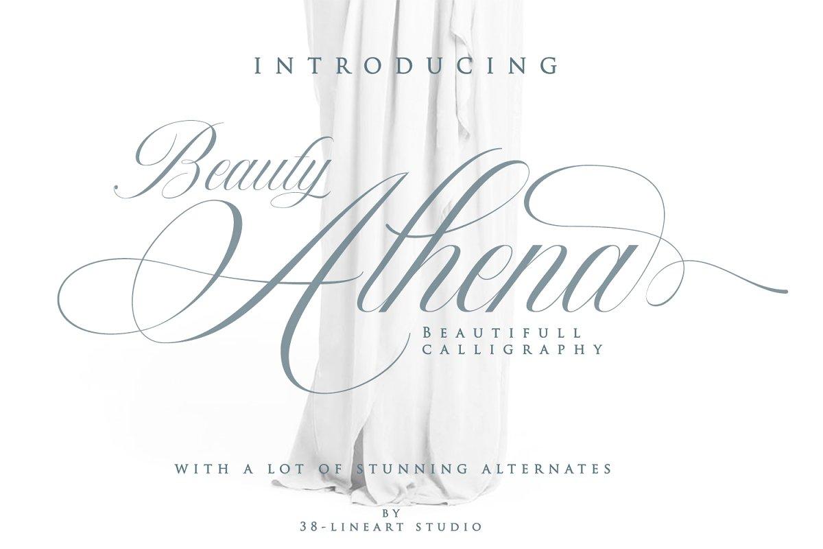 Beauty Athena