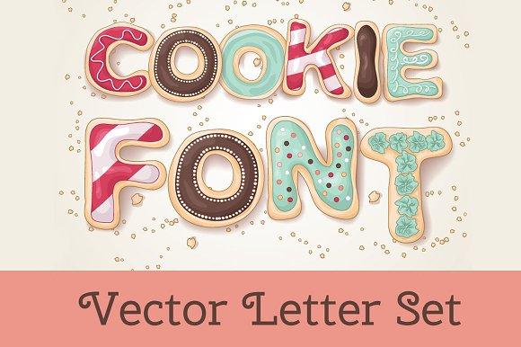 Cookie Alphabet