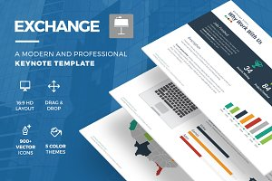 Exchange - Keynote Template