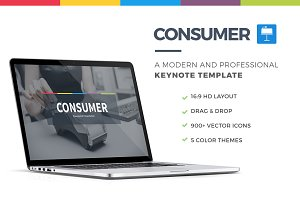 Consumer - Keynote Template
