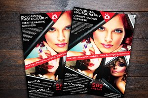 Photographyca Studio Flyer