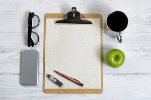 Clipboard and Work Accessories