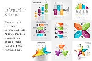 Infographic Set 4