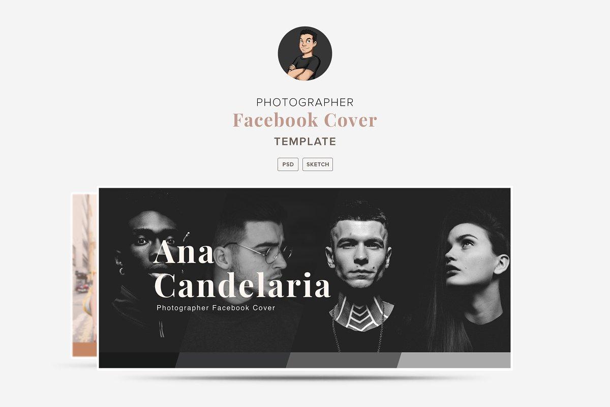 Facebook Cover Template 10