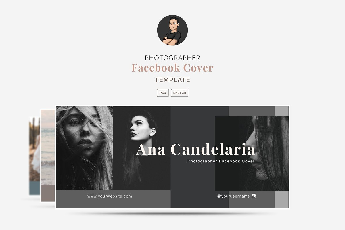 Facebook Cover Template 11