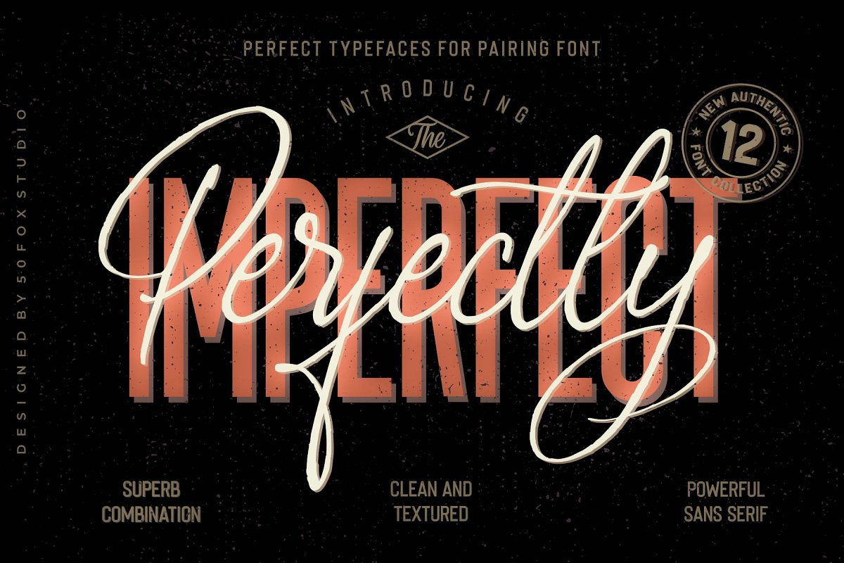 Perfectly Imperfect - 50% OFF