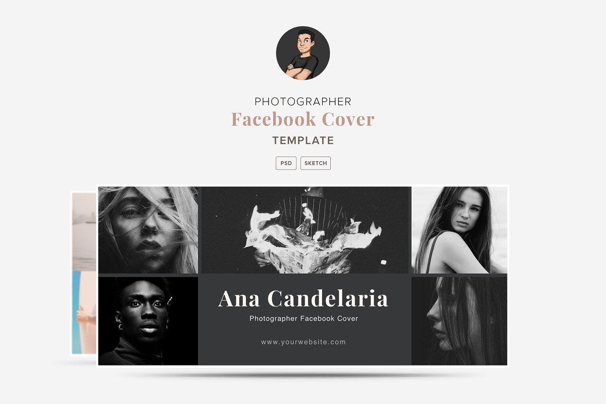 Facebook Cover Template 12