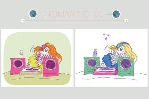 Romantic DJ