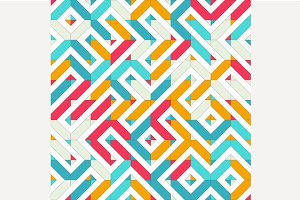 Vector light seamless pattern.