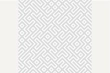 Vector light seamless pattern.