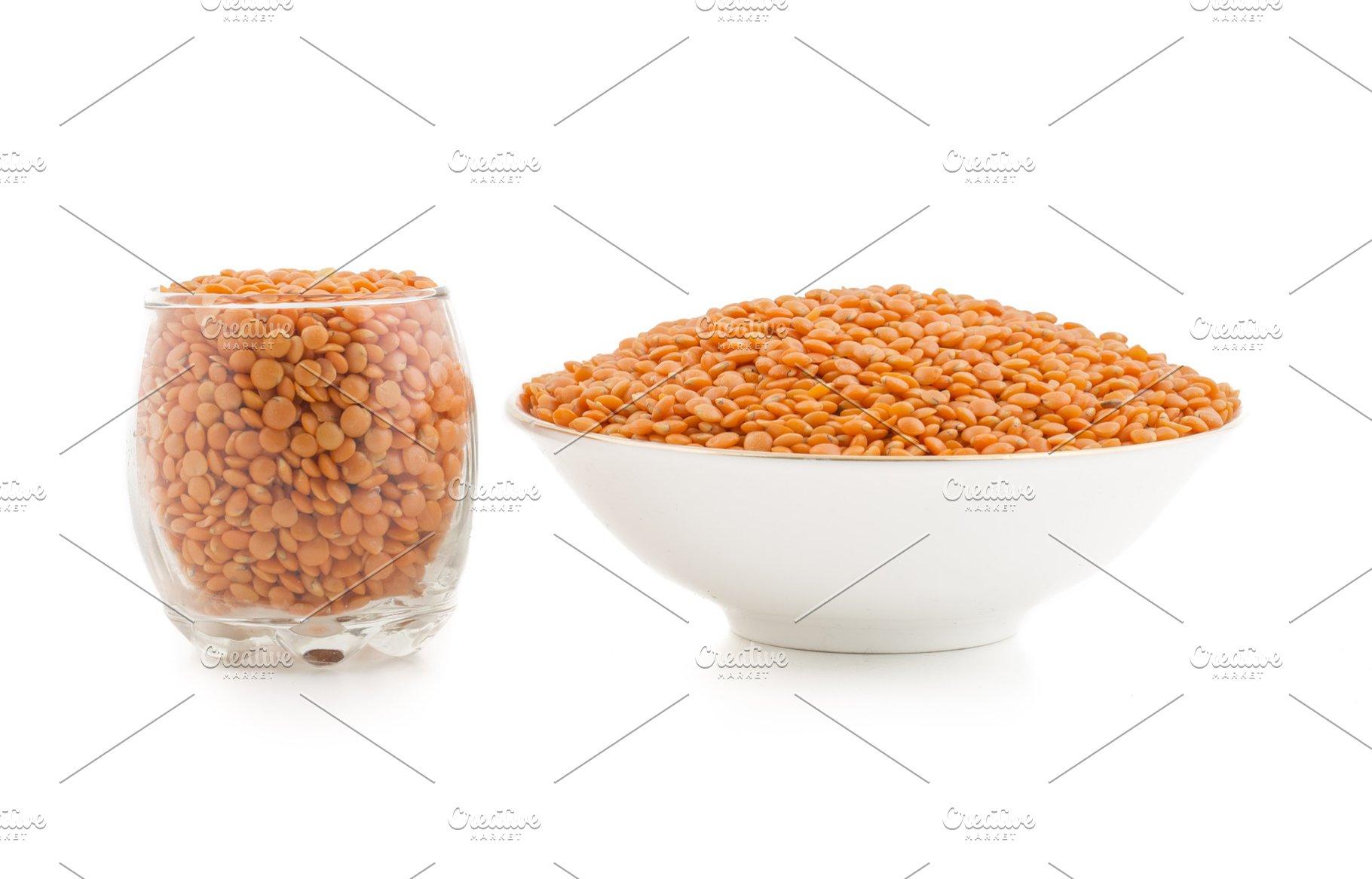 Red Lentils Or masoor Dal