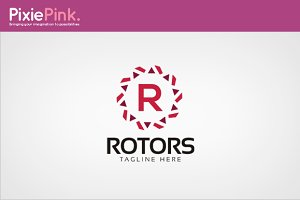 Rotos Logo Template