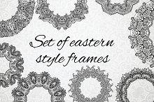 Set of frames + business cards