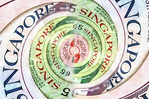 Currency Swirl