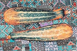 glamorous zucchini