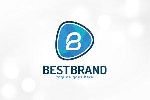 Best Brand - Letter B Logo Template