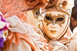 Masquerade in Venice