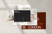Neue Proposal by  in Brochures