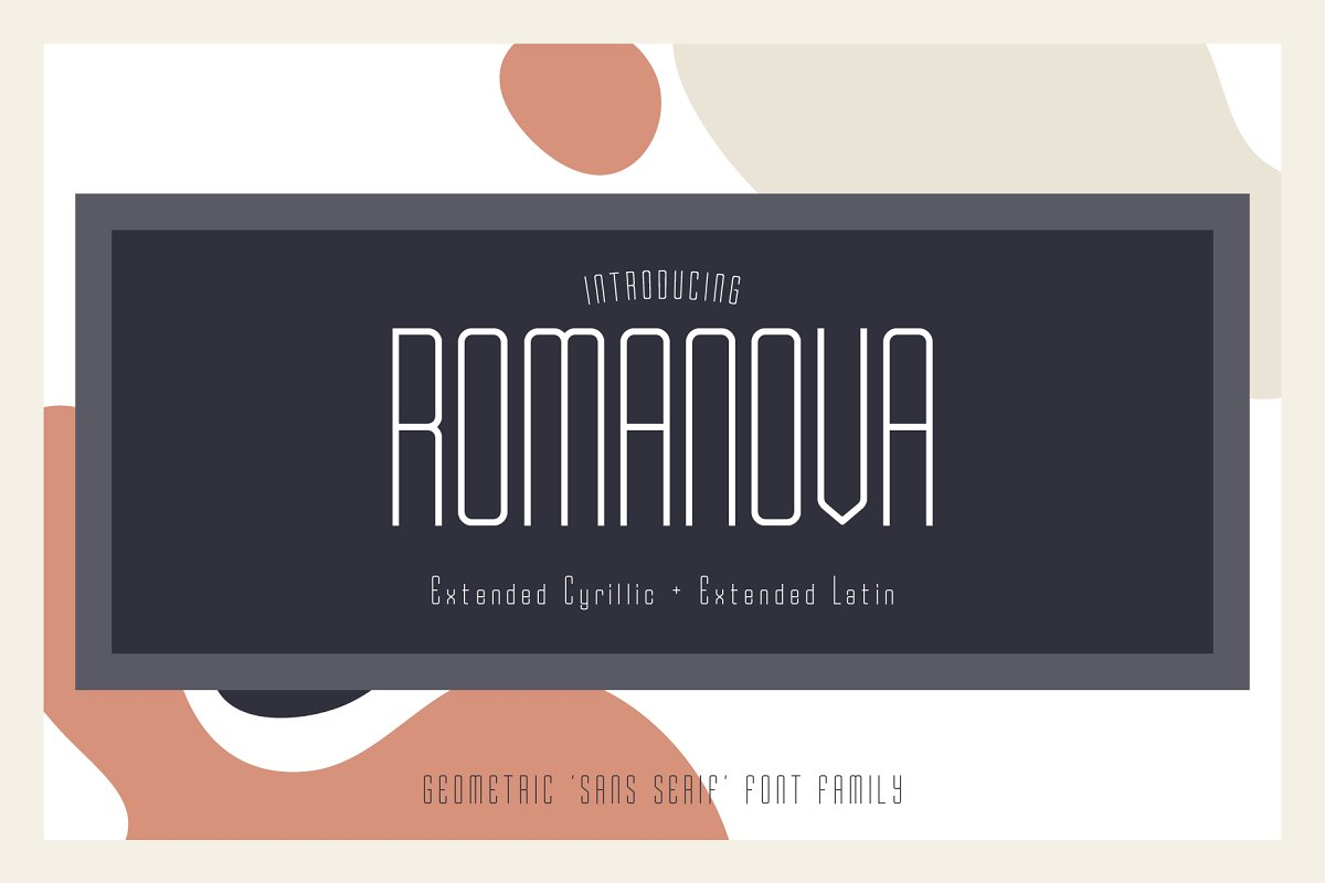 Romanova Font Family