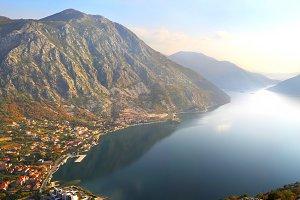 Beautiful landscape, Montenegro