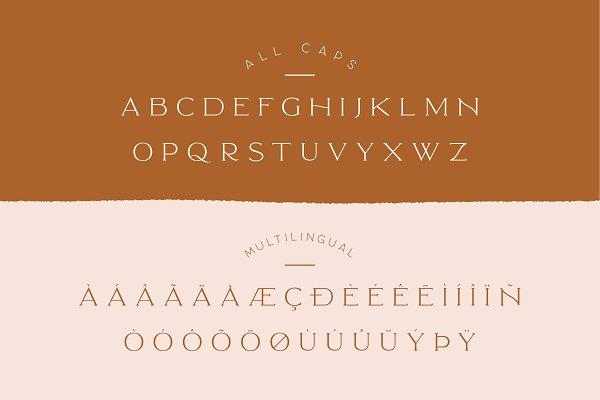 Elegant Karin - Stylish Typeface