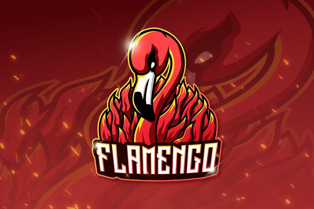 FLAMENGO - Mascot & Esports Logo